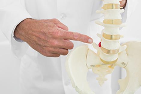 Ostéopathie Vertébres