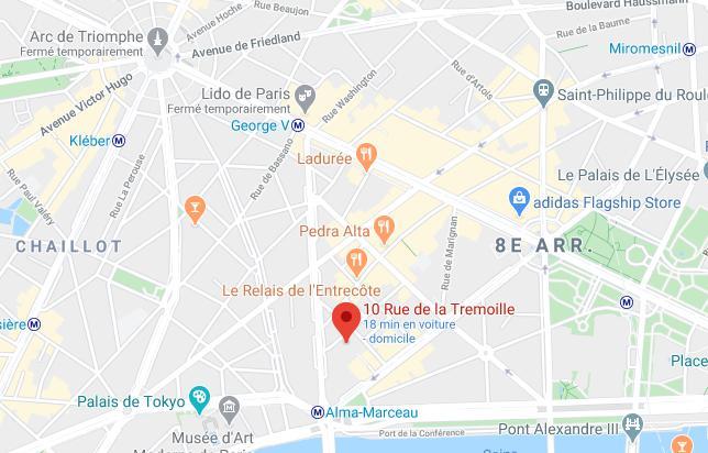 Google-Maps-10-rue-de-la-Tremoille-75008