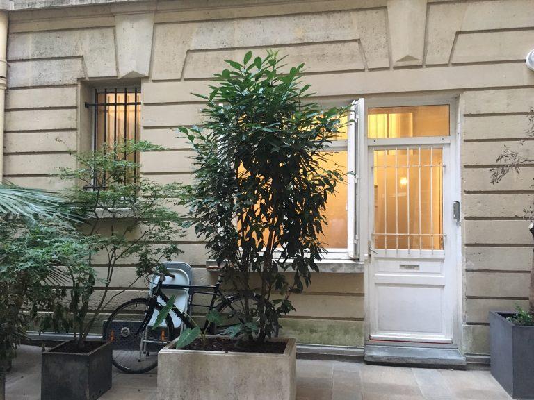 Cabinet Marc Bousquet Entrée
