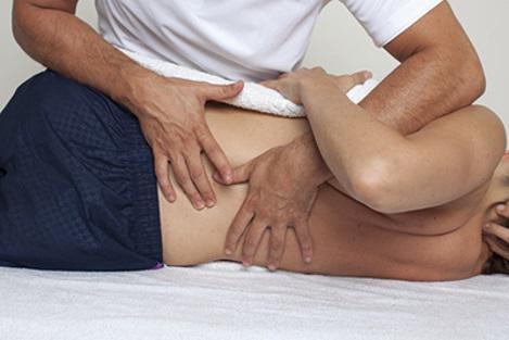 Ostéopathie Massage Dos